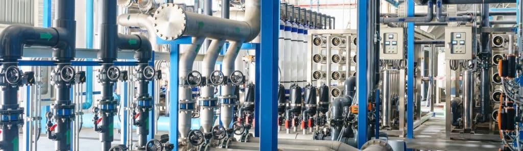 Trinkwasser-Grenzwerte in Wasserwerken