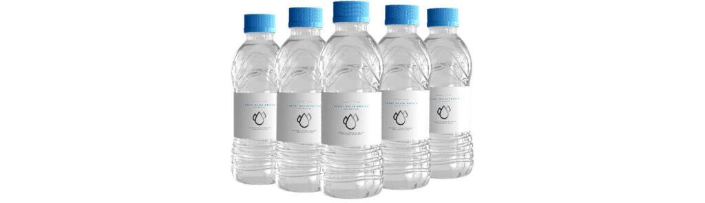 Wasserarten Mineralwasser