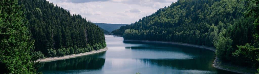 Wasserarten Oberflächenwasser