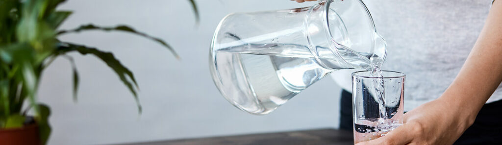Wasserarten Tafelwasser